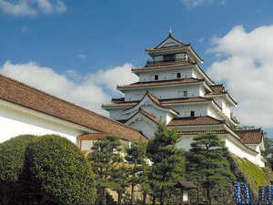 会津のシンボル 鶴ヶ城♪
