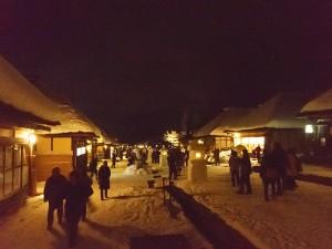 16202 大内宿(雪まつり)