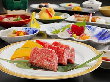 彩りレストランコースイメージ